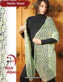1007 Mojito Shawl Pattern