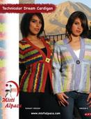 1075 Technicolor Dream Cardigan