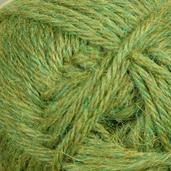 Chartreuse Melange Worsted
