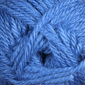 Denim Blue Worsted