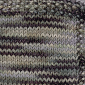 Peppery: Hand Paint Worsted