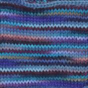 HS75 Starry Night Hand Paint Sock