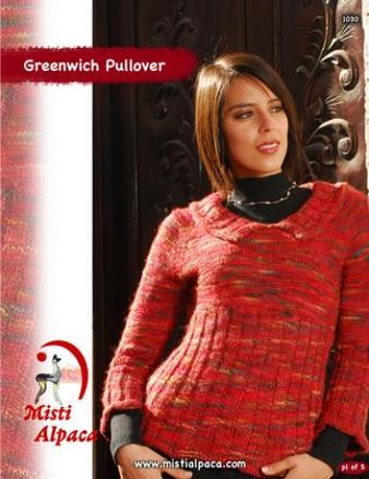1030 Greenwich Pullover picture