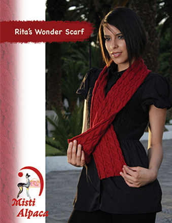 1083 Rita's Wonder Scarf picture