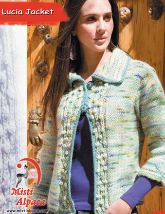 3002 Lucia Jacket Pattern picture