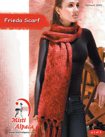 Frieda Scarf picture