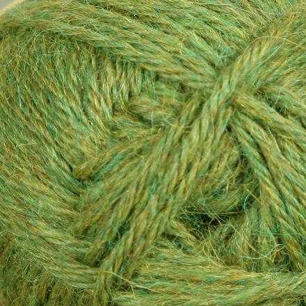 Chartreuse Melange Worsted picture