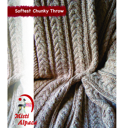 Softest Chunky Throw