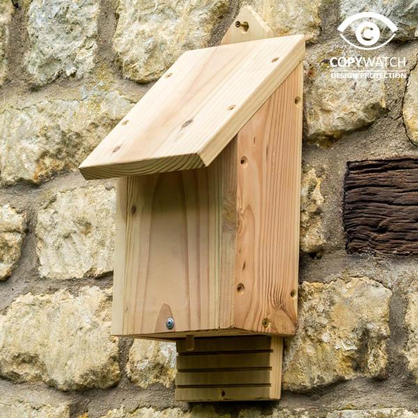 Chavenage bat box wildlife world for Bat box obi