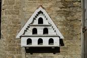 Rustic 3 tier Birdhouse
