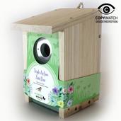 Triple Action Bird Box