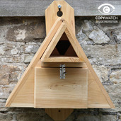Little Owl Nest Box FREE P&P