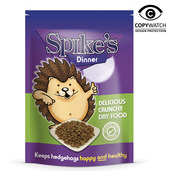 Spikes Delicious Dry Hedgehog Food 650g