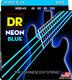 NBB-45 NEON Blue Bass Medium 45-105