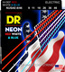 NUSAE-9/46 NEON Red White and Blue Electric 9-46
