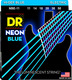 NBE-11 NEON Blue Electric Heavy 11-50