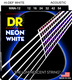 NWA-12 NEON White Acoustic Guitar Lite 12-54