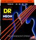 NOB-45 NEON Hi Def Orange Bass Medium 45-105