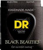 BKE7-10 Black K3 Coated 7 String Electric Medium 10-56