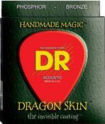DSA-11 DragonSkin Coated Acoustic Custom Lite 11-50