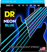 NBE-10 NEON Blue Electric Medium 10-46