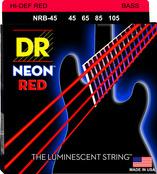 NRB-45 NEON Red Bass Medium 45-105