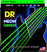 NGE-10 NEON Hi Def Green Electric Medium 10-46