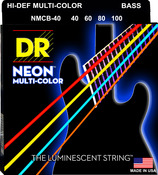 NMCB-40 Multi Color Bass Guitar Lite 40-100
