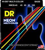 NMCB-45 Multi Color Bass Guitar Medium 45-105