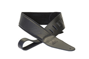 DR Premium 'Buttersoft' Leather Black Strap