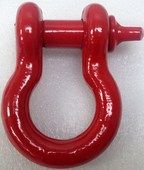 "Red 3/4"" Shackle"