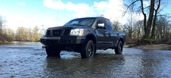 20-915-04 - 04-15 Nissan Titan Base Front Bumper(Picture shown with Push Bar)