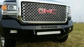 40-325-15 2015-2016 SIERRA 2500/3500 HD LOW PROFILE FRONT BUMPER
