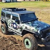 Jeep JK Fender Flare Set
