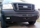 30-415-04 RS Series Bumper for 04-08 F150 IN PRIMER **LIGHTS SOLD SEPERATELY**