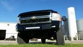 40-515-16 - 2016 SILVERADO 1500 Low Profile Front Bumper