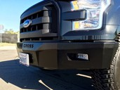RS Series Bumper for 2015 F-150 **LIGHTS SOLD SEPARATELY**