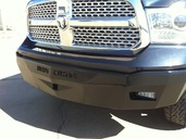 30-615-13 RS Series Bumper for 2013-2015 Ram 1500(Will not fit Expess or Sport Models)**LIGHTS SOLD SEPE