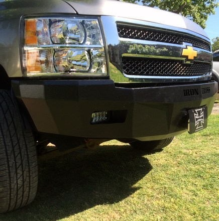 30-515-07 RS Series Bumper for 2007-2013 Silverado 1500 **LIGHT KIT SOLD SEPERATELY** picture