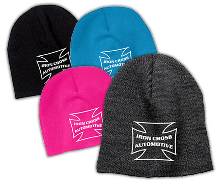 Iron Cross Beanie picture