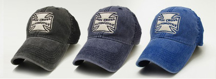 Iron Cross Hat Trucker Style picture