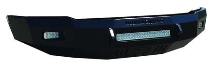 40-325-07 - 2007-2014 GMC Sierra HD (2500/3500) HD Low Profile Bumper picture