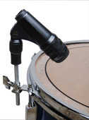 Mic Holder for TomTom/Snare