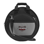 DELUXE HEAVY DUTY CYMBAL CASE w/Handles and Shoulder Strap