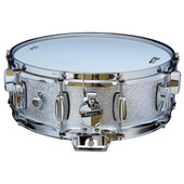 "Rogers Dyna-Sonic 5"" x 14"" Classic Snare Drum - Silver Sparkle"