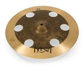"Kasza Cymbals R-Series 16"" Smash FX Cymbal"