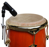 Mic Holder for Conga or Bongo