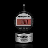 Digital DrumDial Precision Drum Tuner
