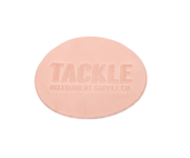 Tackle Instrument Supply Small Leather Bass Drum Beater Patch - Natural