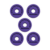 Cympad Chromatics Purple 40/15mm Crash Set (5 pcs)
